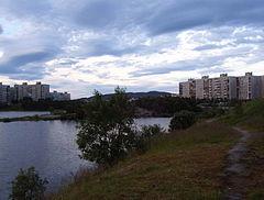 グルボーキエ湖