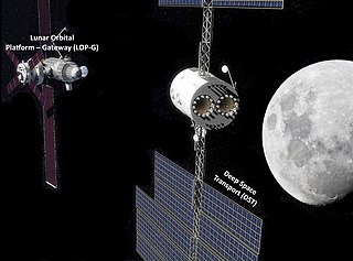 Deep Space Transport A crewed interplanetary spacecraft concept