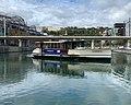 Demi-tour du Vaporetto de Lyon sur le plan Nautique à Confluence en octobre 2020 (4).jpg