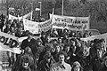 Demonstratie studenten Landbouw Hogeschool in Wageningen tegen beleid minister P, Bestanddeelnr 930-7537.jpg