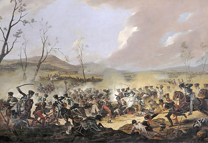 Denis Dighton Battle of Orthez