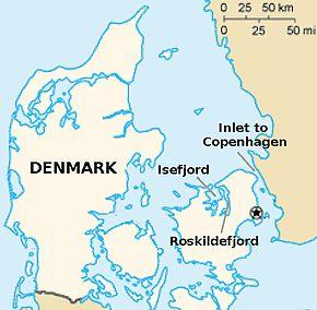 Battle Of Copenhagen Wikipedia - Where is copenhagen located