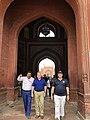 Deputy Secretary Sullivan Tours the Taj Mahal (48568492467).jpg