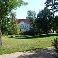 Der Schlosspark ist der Englische Landschaftsgarten des Koeth-Wanscheidschen Schlosses. - panoramio.jpg