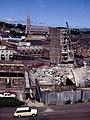 Derry-02-Abbruch eines Hochhauses in Grenzzone-1989-gje.jpg