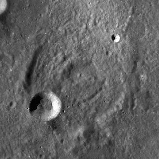 Descartes (crater) impact crater