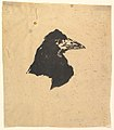 Design for the poster and cover for The Raven by Edgar Allan Poe MET DP820728.jpg