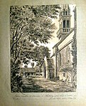 Dessin de l'église de Loctudy en 1876.jpg