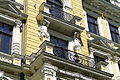 Detail of Architecture - Riga - Latvia - 12.jpg