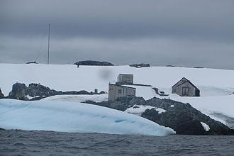 Detaille Island - Detaille Island, Antarctica