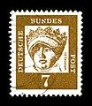 Deutsche Bundespost - Bedeutende Deutsche - Elisabeth von Thueringen - 7 Pfennig.jpg