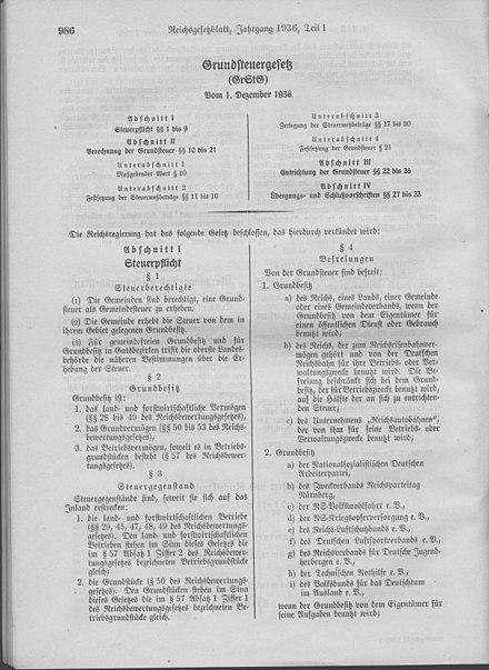 Grundsteuer Deutschland Wikiwand