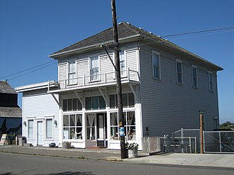 National Register of Historic Places listings in Coos County, Oregon - Image: Dh 120912 154103