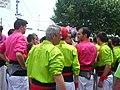 Diada castellera festes de primavera 2014 a Sant Feliu de Llobregat P1480286.jpg