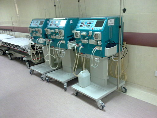 Dialysis machines by irvin calicut