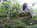Diana-Felsen von unten - panoramio.jpg