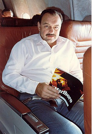 Dick Butkus - Butkus in 1984