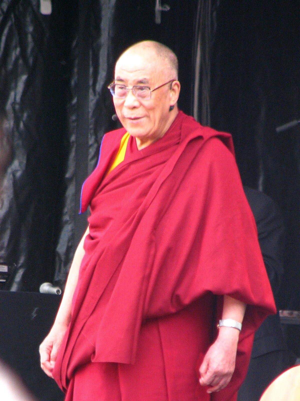 Dalaj Lama — Википедија сРободна енцикРопедија
