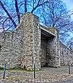 Die Stadtmauer wurde 1252-1305 erbaut ... NORTHEIM - panoramio.jpg