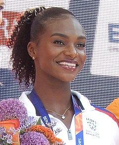 Dina AsherSmith Euro Champs 2018.JPG
