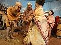 Diorama of Mahatma Gandhi Leading 1930 Salt Satyagraha - Gandhi Smriti - New Delhi - India (12771152105).jpg