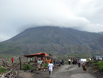 Disaster tourism - Disaster tourism at Mount Merapi, after the 2010 eruptions