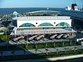 Disney Cruise Terminal, Port Canaveral, March 2008.jpg