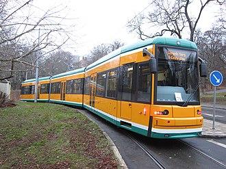 Djurgårdslinjen - Regular service using modern trams began with the opening of Spårväg City in 2010. Some modern cars had however been tested on Djurgårdslinjen before.