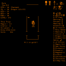 Screenshot of dnd.