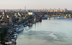 Dniepr river in Kyiv (cropped).jpg
