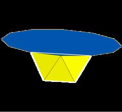 Dodecagonal antiprism vf