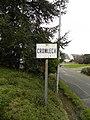 Dolmen du Pez, Saint-Nazaire - Sign.JPG