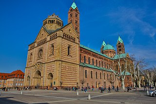 Romanesque Revival architecture style of building employed beginning in the mid-19th century