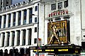 Dominion Theatre in London with Freddie Mercury statue in spring 2013 (2).JPG