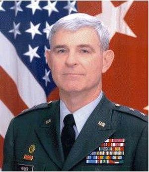 Donald J. Ryder - Provost Marshal Major General Donald Ryder