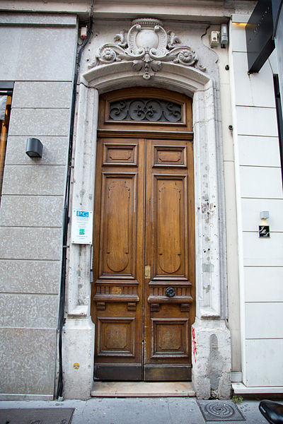 Doors of Lyon, France 3.jpg