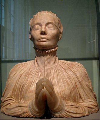 Dorothea of Denmark, Duchess of Prussia - Funeral monument, now in Pushkin museum