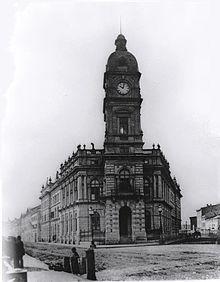 Édifice de la douane (déjà   Royal Insurance Company), vers 1875 334a618f8902