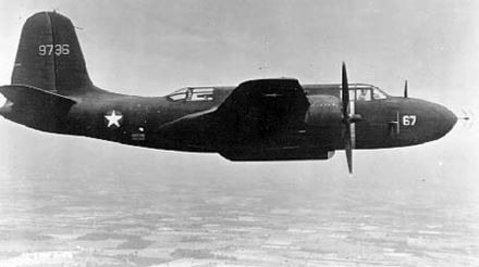 P-70 night-fighter - Douglas A-20 Havoc