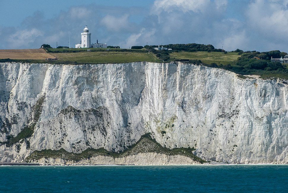 Dover cliffs, South Foreland Lighthouse (7961633780)