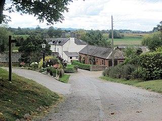 Montford, Shropshire village in United Kingdom