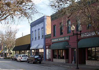 Downtown Palatka - Downtown Palatka