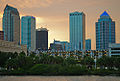 Downtown Tampa from Harbor Island at sunset.jpg