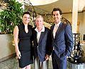 Dr. Parmis Khatibi & Dr. Nikan Khatibi & US Senator John Isakson.jpg