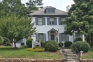 Fuquay-Varina, North Carolina - Dr. Wiley S. Cozart House