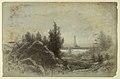 Drawing, A Lighthouse, November 27, 1877 (CH 18300439).jpg