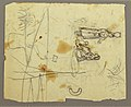 Drawing, Figure Sketches; Verso- Bookcase, 1853 (CH 18195267).jpg