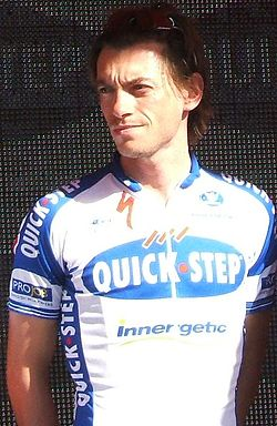 Dries Devenyns al Tour Down Under 2009