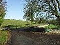 Driveway to Wall Farm - geograph.org.uk - 1610000.jpg