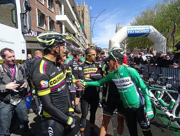 Dunkerque - Quatre jours de Dunkerque, étape 1, 6 mai 2015, départ (B108).JPG